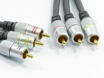 Prolink EX 3RCA-3RCA 5M