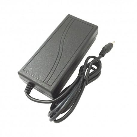 Zasilacz laptopowy 24V 2A wtyk 2,5x5,5 +kabel sieć