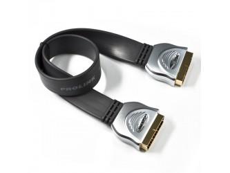 Kabel Euro SCART 1,2m Prolink Exclusive TCV7302