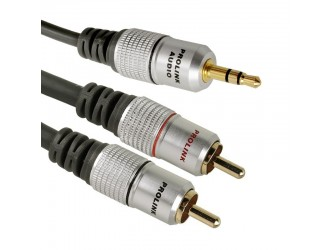 Kabel Cinch-miniJack 10m Prolink Exclusive TCV3420