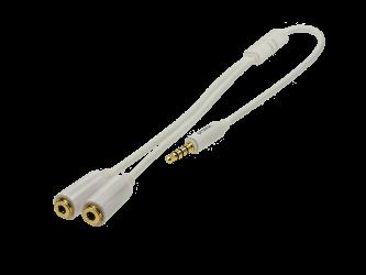Rozgałęziacz Jack3,5mm 4pin Prolink MediaPro MP155
