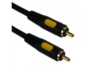 Kabel Coaxial 0,6m SPDIF CVBS AV Prolink CL301