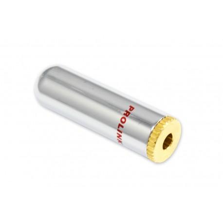 GNIAZDO Jack 3,5mm złocony Prolink PR TPJ-0400