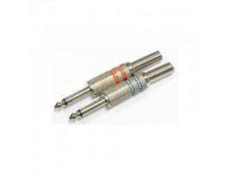 WTYK Jack 6,3 mono złocony Prolink TPJ-630N