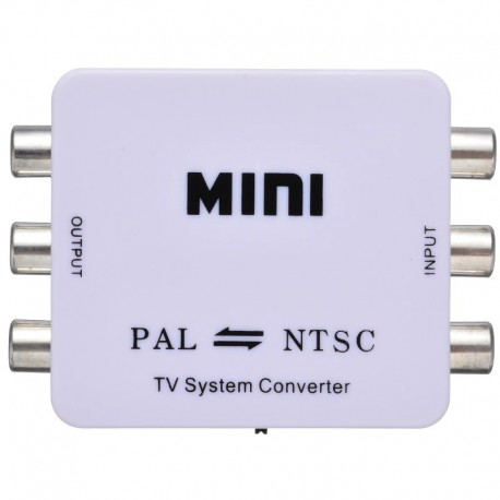 Konwerter standardu video CVBS PAL NTSC obustronny