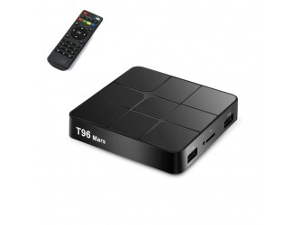 Smart TV dekoder T96 AndroidBox SSD 16 RAM 2 64bit