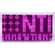 Panel (moduł) LED 32x16 do Arduino / ATmega / produkcji LED @wszystkie kolory @HUB12
