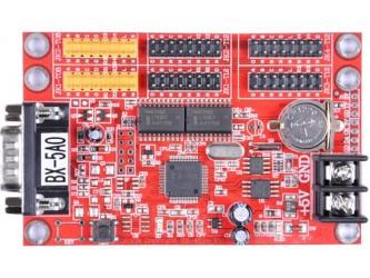 BX-5A0 RS232 COM UART sterownik wyświetlacza LED