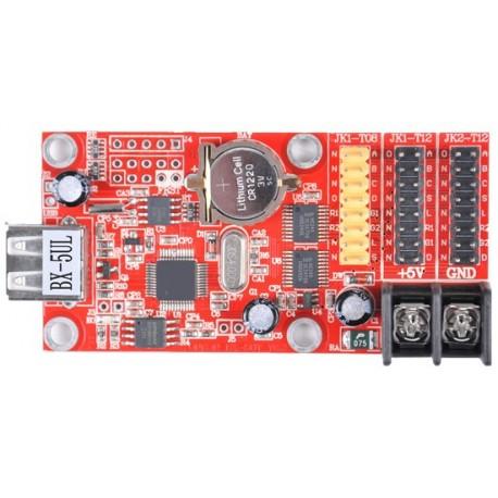 BX-5UT Pendrive USB do reklam LED, wyświetlaczy BUS itp.