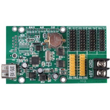 BX-5U0 Pendrive USB do reklam LED, wyświetlaczy BUS itp.