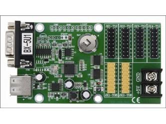 BX-5U1 USB sterownik wyświetlacza LED