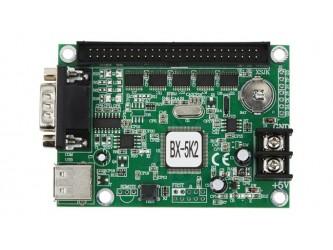 BX-5K2 RS485 sterownik dynamicznego wyświetlacza LED z pamięcią czcionek
