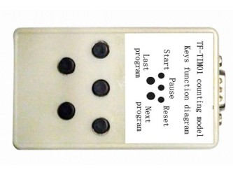TF-TIM-01 stoper timer LED do sterowników TF-xxx