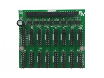 HUB256 do 16x HUB12 dla sterowników BX-5xx