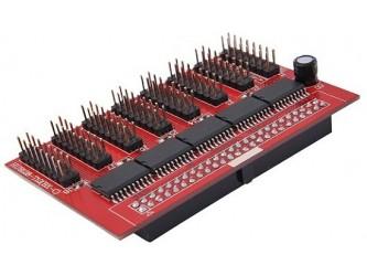 HUB128 do 8x HUB12 dla sterowników BX-5xx