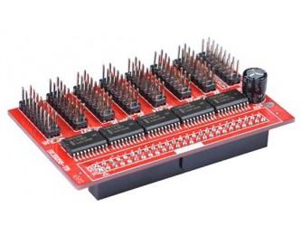 HUB256 do 8x HUB8 dla sterowników BX-5xx