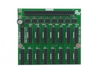 HUB512 do 16x HUB8 dla sterowników BX-6xx