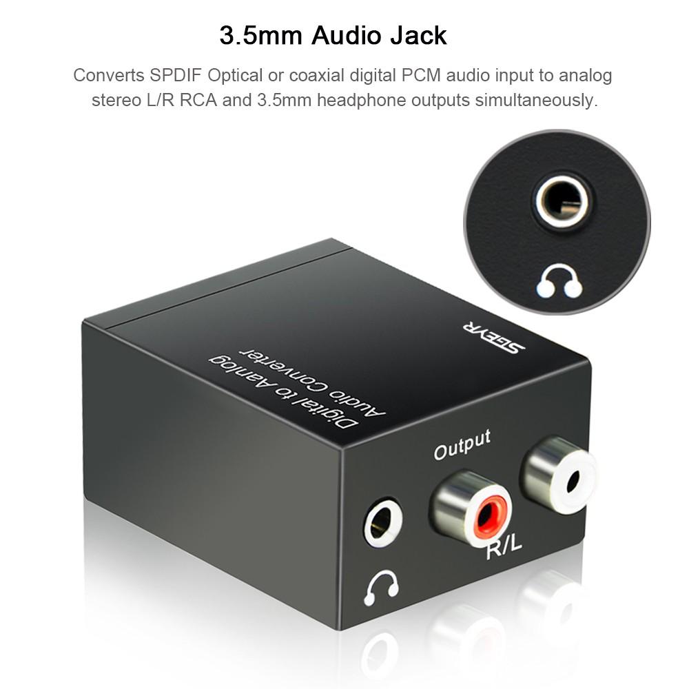 2x RCA / Jack 3,5mm stereo